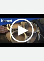 Kemet 15 Diamond Flat Lapping Machine for producing perfectly flat parts